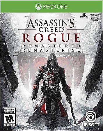 Jogo XBOX ONE Usado Assassin's Creed Rogue