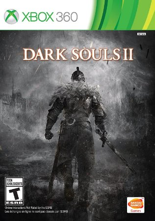 Jogo XBOX 360 Usado Dark Souls II