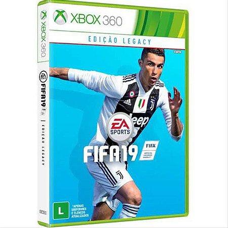 Jogo XBOX 360 Usado FIFA 19