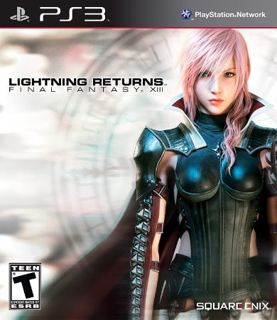 Jogo PS3 Usado Final Fantasy XIII Lightning Returns