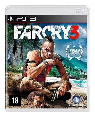 Jogo PS3 Usado Far Cry 3