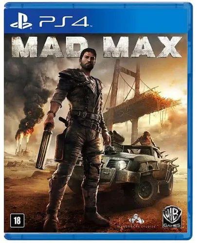 Jogo PS4 Usado Mad Max