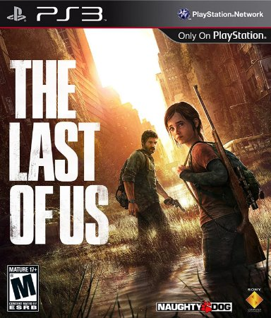 Jogo PS3 Novo The Last of Us