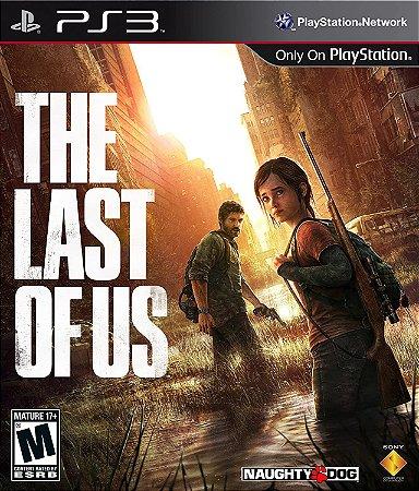 Jogo PS3 Novo The Last of Us