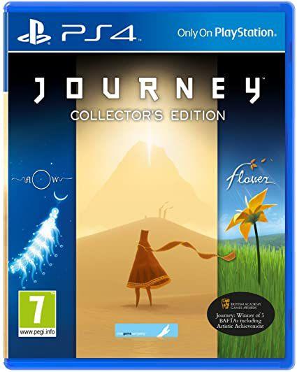 Jogo PS4 Usado Journey Collector's Edition