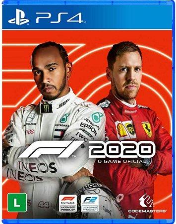 Jogo PS4 Usado F1 2020