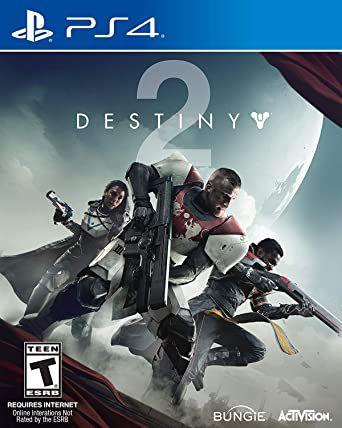 Jogo PS4 Novo Destiny 2