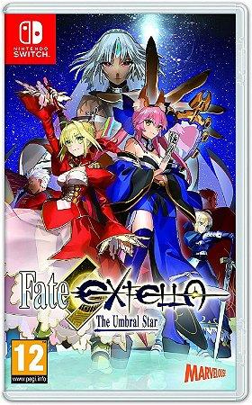 Jogo Switch Usado Fate/Extella: The Umbral Star