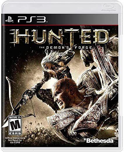 Jogo PS3 Usado Hunted: The Demon's Forge