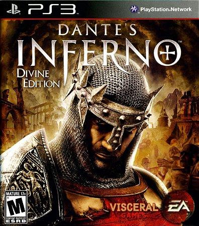 Jogo PS3 Usado Dante's Inferno Divine Edition