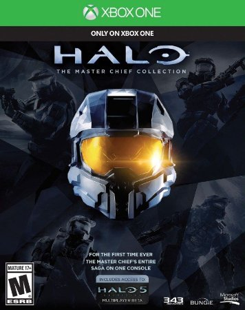 Jogo XBOX ONE Usado Halo: Master Chief Collection