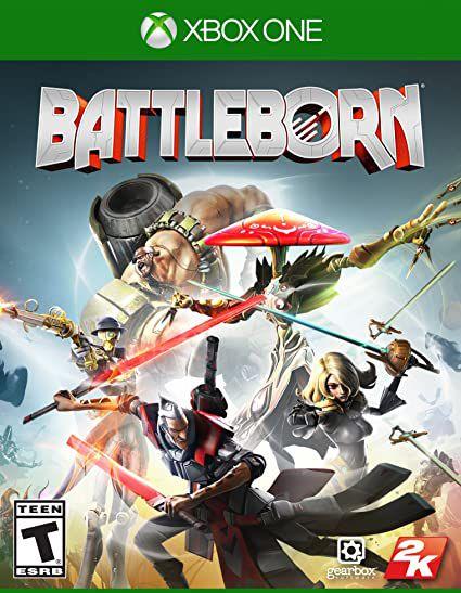 Jogo XBOX ONE Usado Battleborn