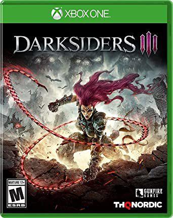 Jogo XBOX ONE Usado Darksiders 3