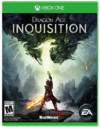 Jogo XBOX ONE Usado Dragon Age Inquisition