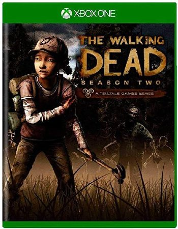 Jogo XBOX ONE Usado The Walking Dead Season Two