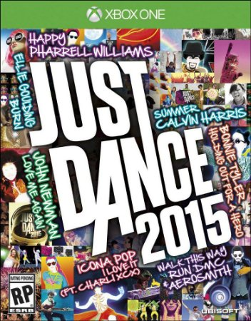 Jogo XBOX ONE Usado Just Dance 2015