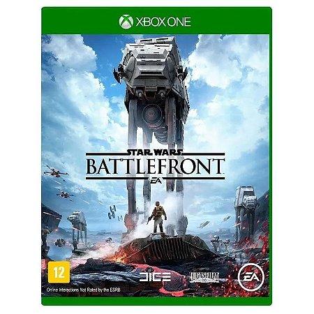 Jogo XBOX ONE Usado Star Wars: Battlefront