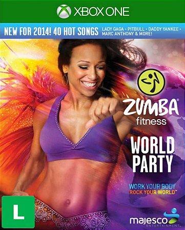 Jogo XBOX ONE Usado Zumba Fitness World Party