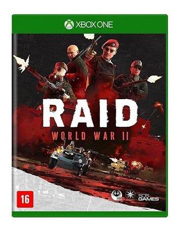 Jogo XBOX ONE Usado Raid World War II