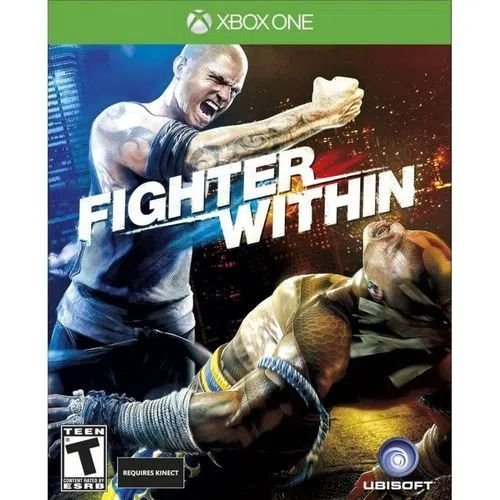 Jogo XBOX ONE Usado Fighter Within