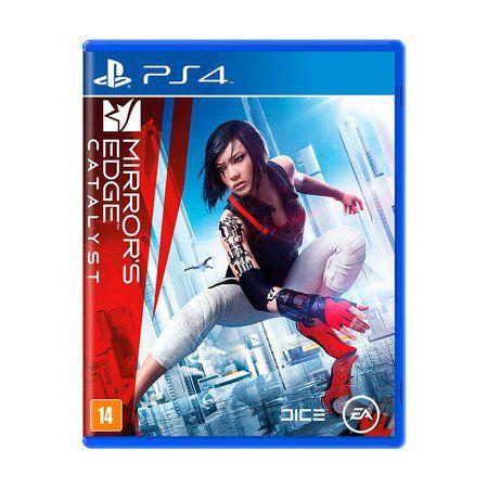 Jogo PS4 Usado Mirror's Edge Catalyst