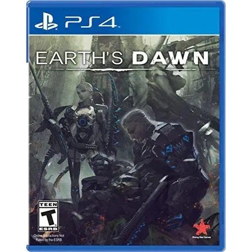 Jogo PS4 Usado Earth's Dawn