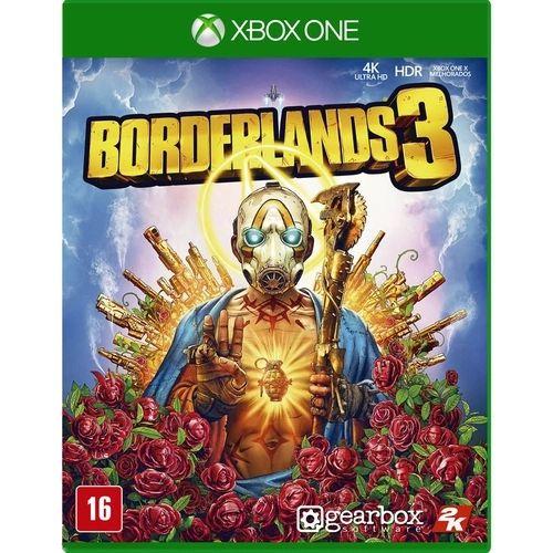 Jogo XBOX ONE Novo Borderlands 3