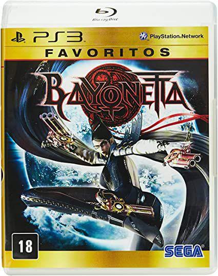 Jogo PS3 Usado Bayonetta FAVORITOS