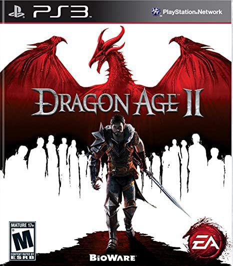 Jogo PS3 Usado Dragon Age II
