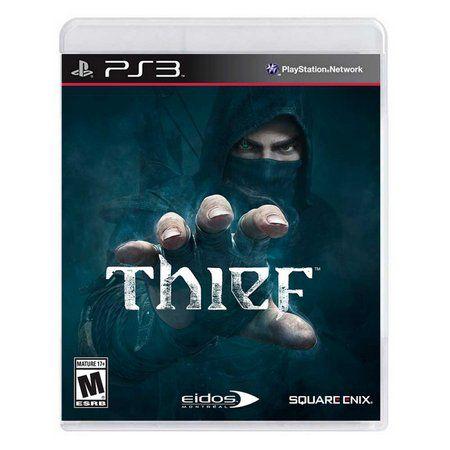 Jogo PS3 Usado Thief