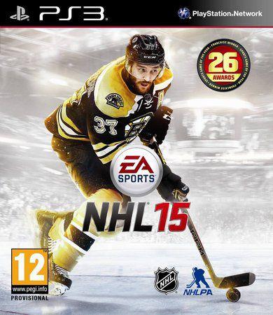 Jogo PS3 Usado NHL 15