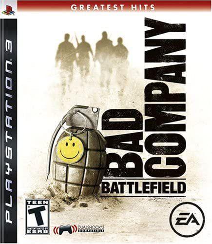 Jogo PS3 Usado Battlefield Bad Company Greatest Hits