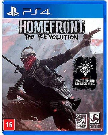 Jogo PS4 Usado Homefront The Revolution