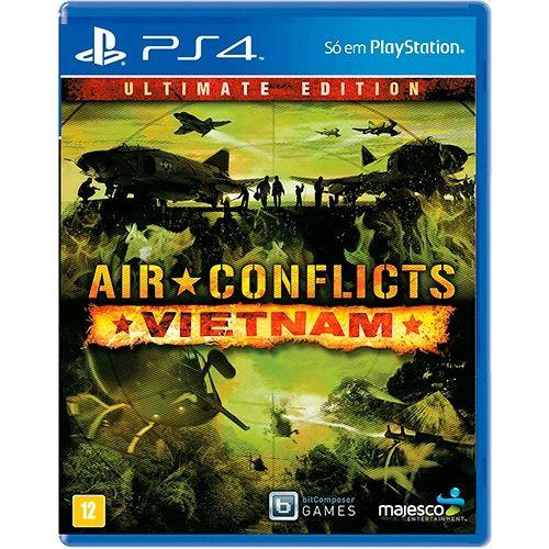 Jogo PS4 Usado Air Conflicts Vietnam