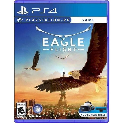 Jogo PS4 Usado Eagle Flight
