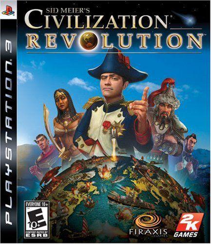 Jogo PS3 Usado Civilization Revolution