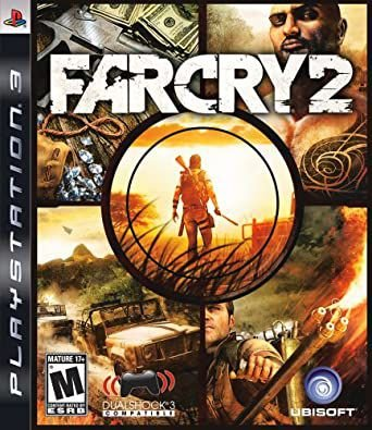 Jogo PS3 Usado Far Cry 2