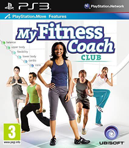 Jogo PS3 Usado My Fitness Coach Club