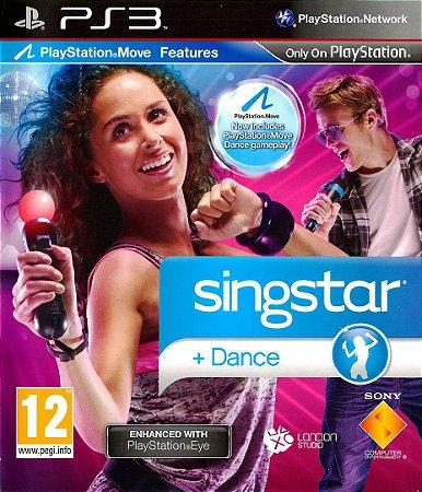 Jogo PS3 Usado Singstar + Dance