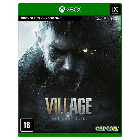 Jogo XBOX ONE Novo Resident Evil Village