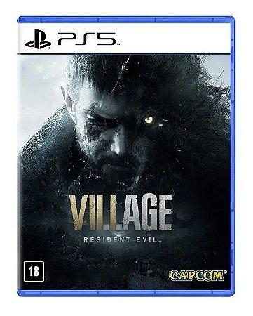 Jogo PS5 Novo Resident Evil Village