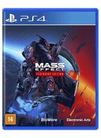 Jogo PS4 Novo Mass Effect Legendary Edition