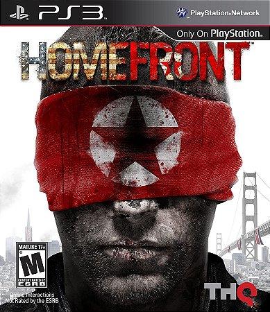 Jogo PS3 Usado Homefront