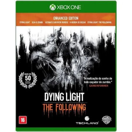 Jogo XBOX ONE Usado Dying Light: The Following