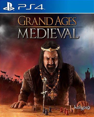 Jogo PS4 Usado Grande Ages Medieval
