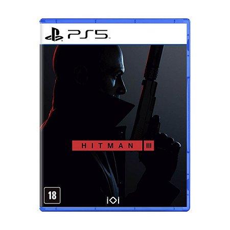 Jogo PS5 Novo Hitman III