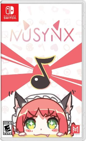 Jogo Switch Novo Musynx