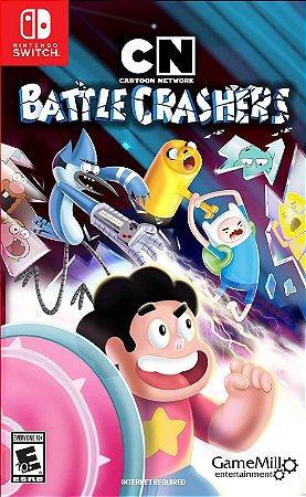 Jogo Switch Usado Cartoon Network: Battle Crashers