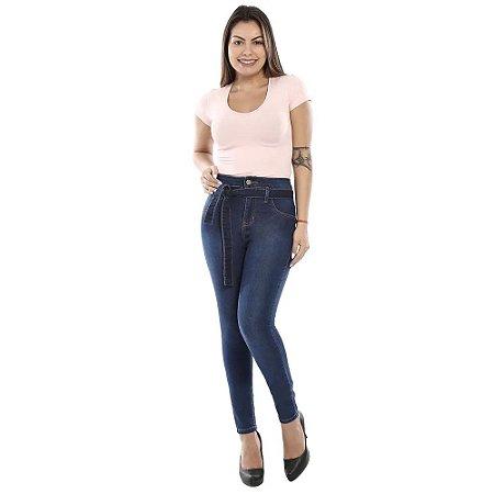 Calça Jeans Feminina Skinny Clochard - 261122 - Sawary