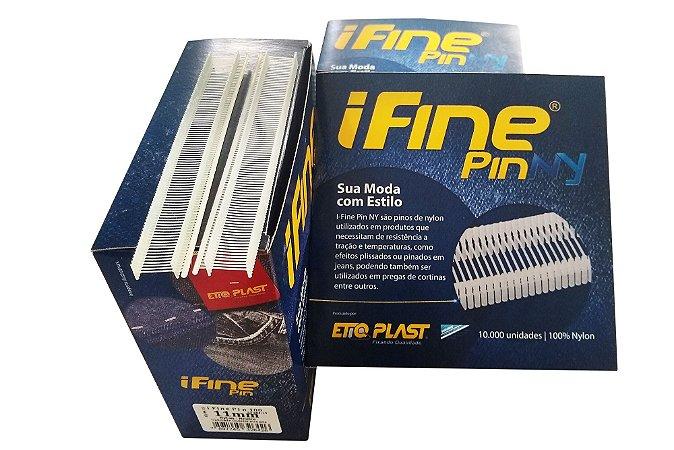I Fine Pin 11mm EtiqPlast - Caixa c/ 10.000 und